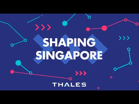 Behind the scene @Singapore - Thales
