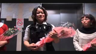 2012年11月4日に映画「HAVE A COURAGE ~勇気をもって」撮影がク...