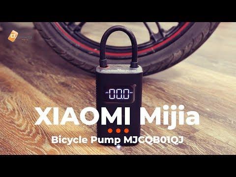 Bơm Đa Năng Xiaomi Mijia - Siêu Tiện Lợi Bơm Được Cả Máy Bay , Xe Hơi , Xe Máy , Xe Đạp.