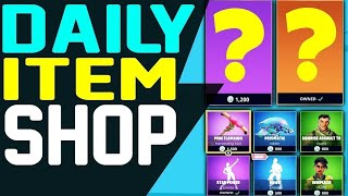 Fortnite Daily Item Shop August 8 NEW ITEMS & FEATURE SKIN RED KNIGHT RETURNS