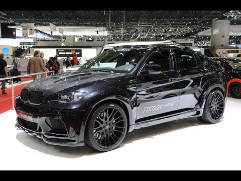 Bmw X6 M F16 Sport Crossover Redesign 2016 Youtube