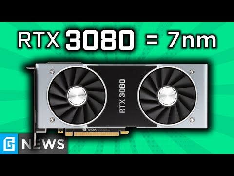 Nvidia Going 7nm, RTX 2060 Spotted!