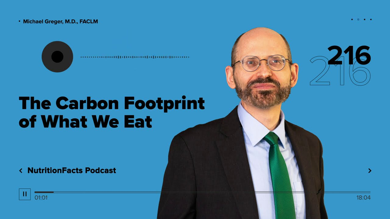 Podcast: The Carbon Footprint of What We Eat