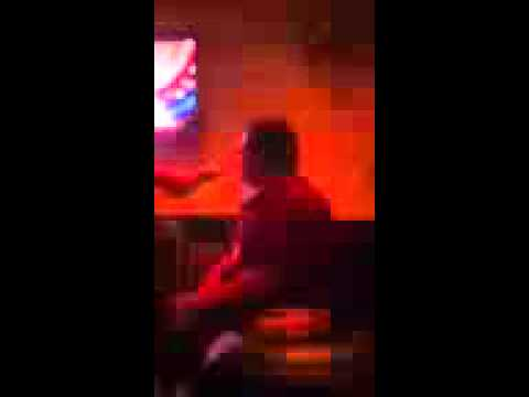 Dozer Cam: Drunk karaoke part 1