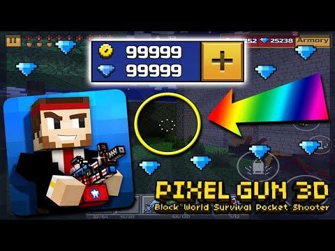 pixel gun 3d for free