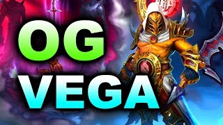 OG vs VEGA - NEW ROSTER! - WePlay Winter MADNESS DOTA 2