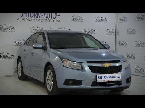 Chevrolet Cruze с пробегом 2012   Автосалон Shtorm-auto