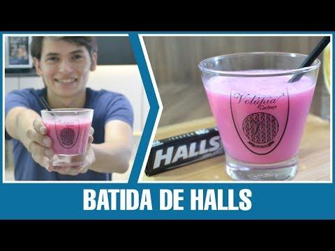 Como Fazer - Batida de Halls