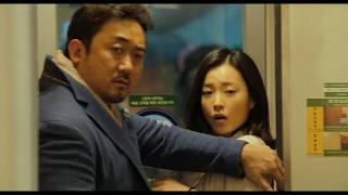 時速300kmで疾走する特急列車内でウイルス感染パニックが発生! 極限...