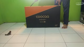 UNBOXING COOCAA LED TV 32 inch…