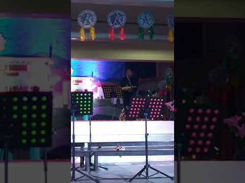 Guest Performer@Sacred Heart villa silang