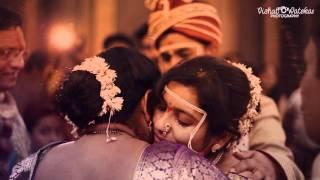 Sharayu + Kiran Waghmare Marathi Wedding Teaser Full HD_Vishal Watekar Photography