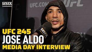 UFC 245: Jose Aldo Believes Win Over Marlon Moraes Puts Him 'Next In Line' For Henry Cejudo