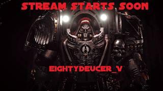 Space Hulk Death Wing Stream: Heresy is being purged  #Veteran