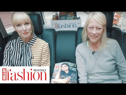 Premier Model Agency's Carole White talks LFW & how to be a model HFMFashionSpin
