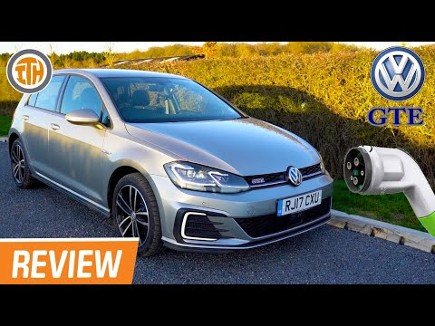 THE CAR YOU CAN'T BUY! VW Golf GTE Review