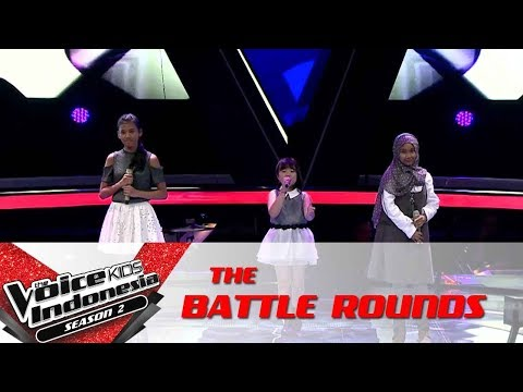 "Rachel & Joy & Tiara ""You'll Be In My Heart""