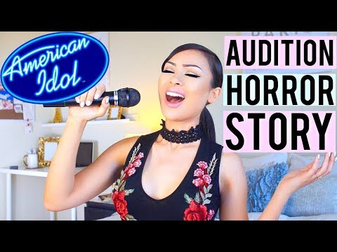 American Idol Audition Storytime (REALLY EMBARRASSING!)