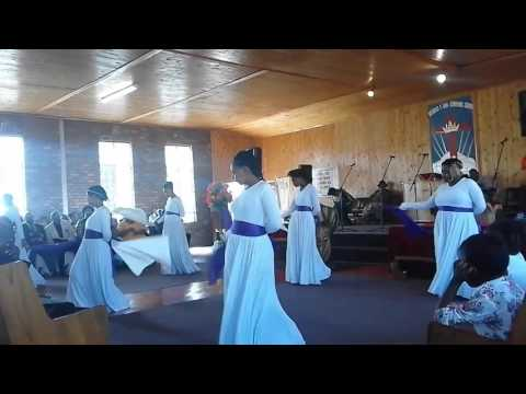EBEN-HEZER SPIRITUAL DANCE