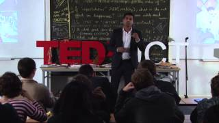 What good is technology without compassion? Lee-Roy Chetty at TEDxUCT