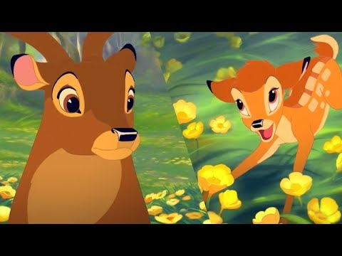 Bambi 2 - Father and son (Scene) HD