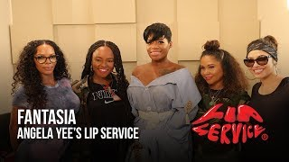 Singer fantasia joins the ladies of lip service this week to promote her upcoming album 'sketchbook.' opens up about personal life, explaining h...