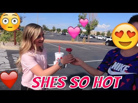 asking out my CRUSH😘❤️...  | Brock and Boston