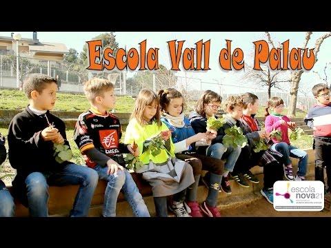 Escola Vall de Palau - Educar és crèixer