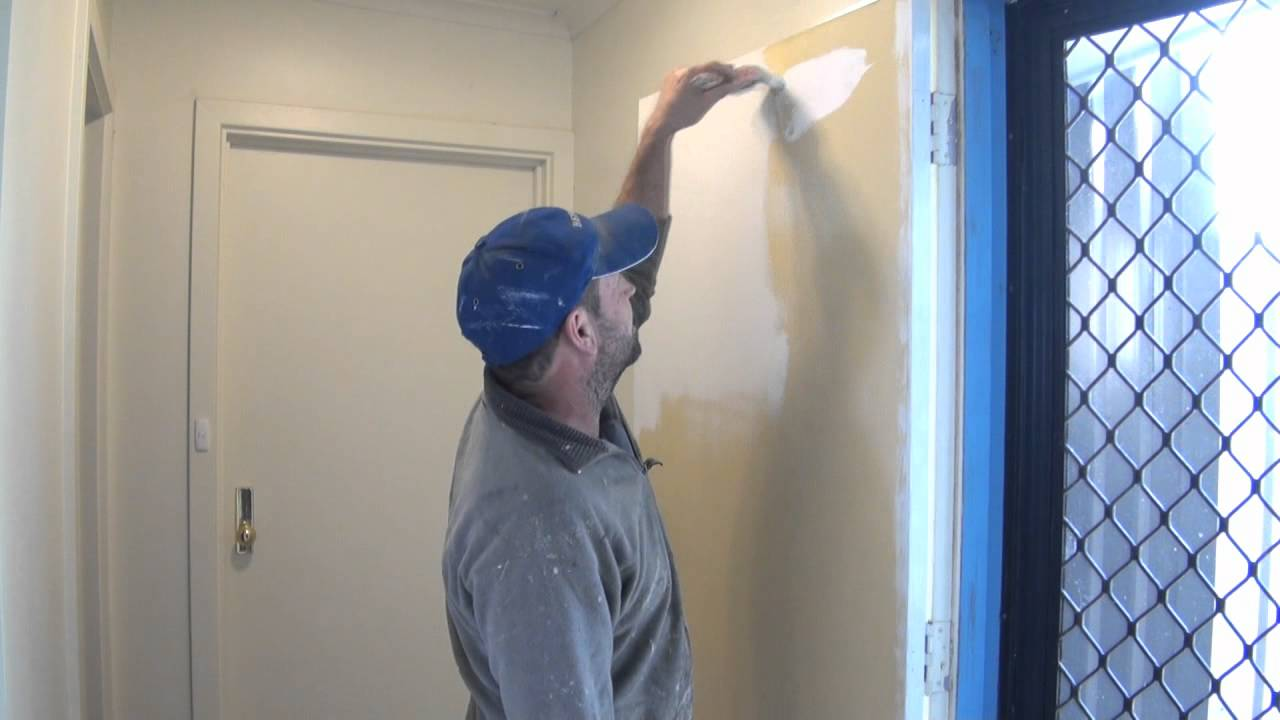 How To Paint A Door How To Apply Paint To A Door Without
