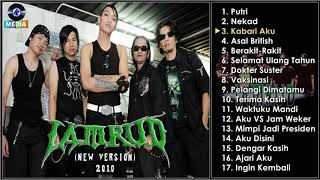 Jamrud - new version aransemen | full album 2010 # song list 17 track(s): 1. putri 00:00 2. nekad 04:35 3. kabari aku 08:19 4. asal british 12:37 5. berakit-...