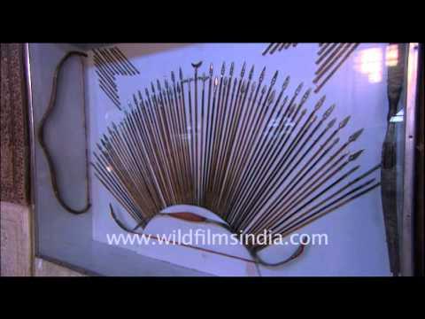 Swords in Junagarh Fort, Bikaner