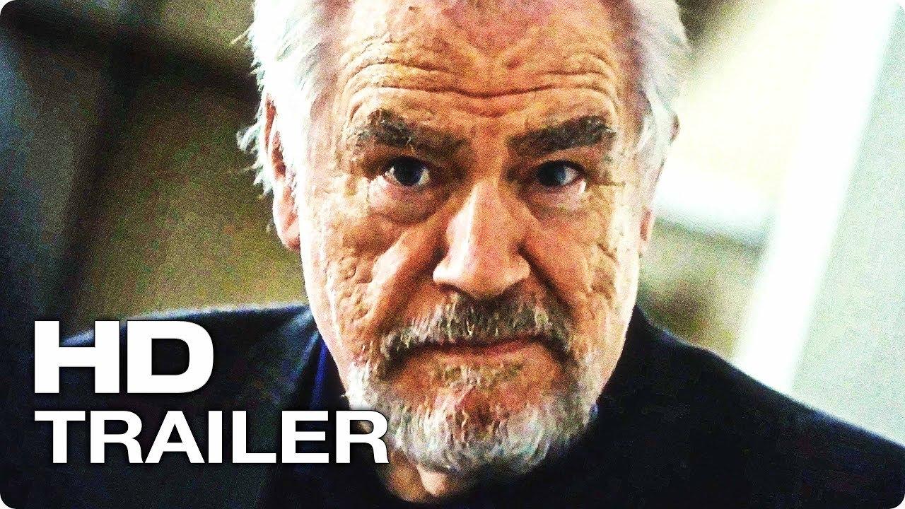 НАСЛЕДНИКИ Сезон 1 ✩ Трейлер #1 (Брайан Кокс, Драма, HBO Series, 2018)