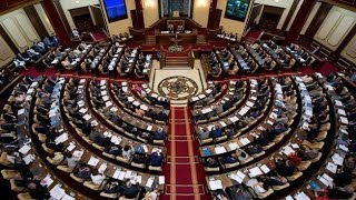 Пленарное заседание Мажилиса Парламента РК | 11.10.17