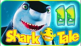 Shark Tale Walkthrough Part 11 (PS2, GCN, XBOX) Chapter 11 &12