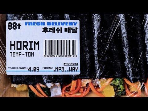 🇰🇷 Horim - Temp-ton (silky smooth Korean R&B) // FRESH DELIVERY 01