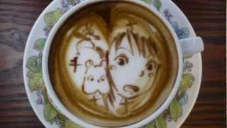 coffee&LatteArt集 2012 var.1