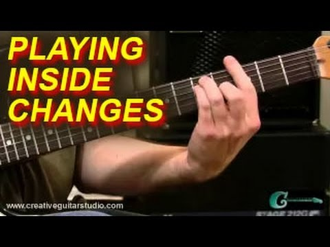 IMPROVISATION: Playing Inside the Chord Changes