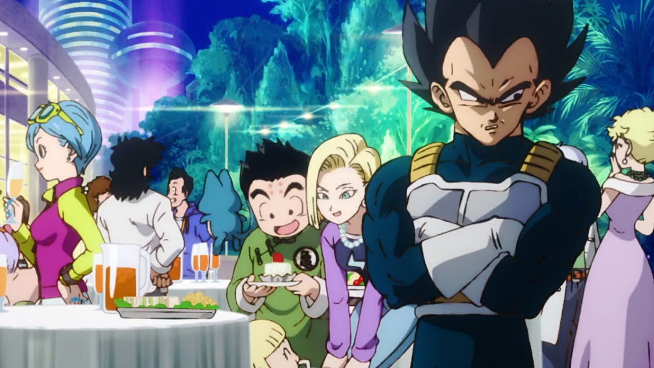 NEW Dragon Ball Super Special Animation