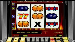 видео Условия победы в классическом игровом автомате Ultra Hot Deluxe