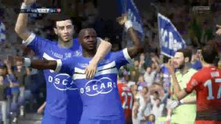 Video Gol Pertandingan SC Bastia vs Dijon FCO