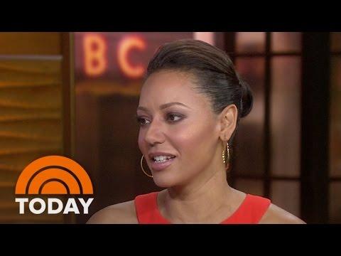 Mel B: 'America's Got Talent' Act Hypnotized Howie | TODAY