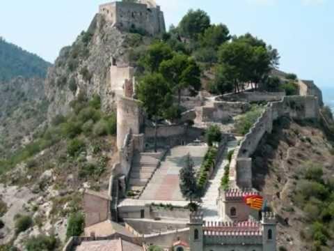 Castillo de Xativa-Comunidad Valenciana -España - YouTube