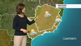 Previsão Sudeste – Vento quente ganha força de novo