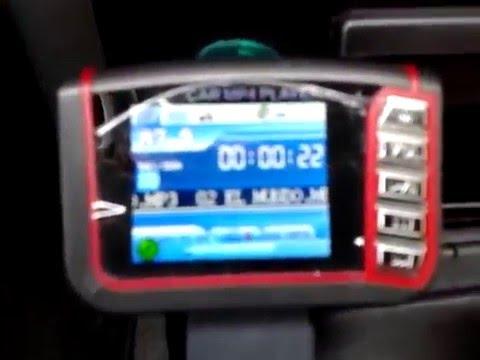 MP3/MP4 Трансмитер за кола с USB