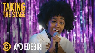 Getting So High That You Think You're Going to Die - Ayo Edebiri - Taking the Stage
