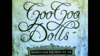 NotBroken-The Goo Goo Dolls~LYRICS