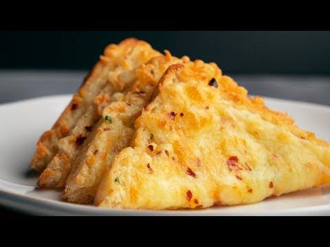 5 Minutes Chilli Cheese Toast Recipe | Chilli Toast
