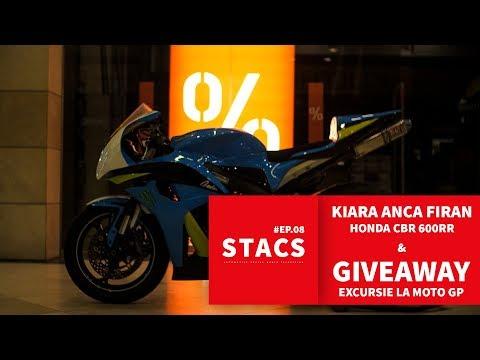 Ep. 08 - Kiara & Honda CBR 600RR ( GIVEAWAY )