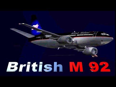 Confusión en cabina - Vuelo 92 de British Midland (Reconstrucción)