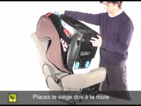03 bébé confort iséos néo installation ceinture - YouTube 79e48768d0e